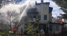 Aktur site yönetiminden 'yangın' açıklaması