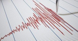 Datça'da 1 günde 15 sarsıntı