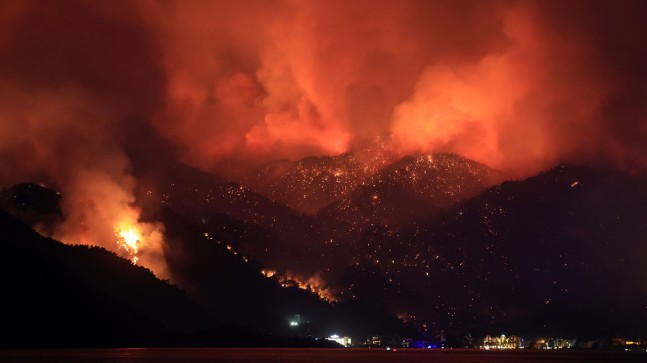 Yangın sırasında ne yapılmalı?