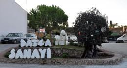 Datça'yı bölen 'Sanayi Ağacı'